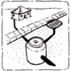 Icon conventional gravity sewer.png