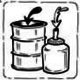 Icon urine storage tank container.png